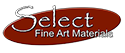Select Fine Art Materials logo